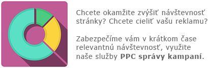 PPC reklamná kampaň