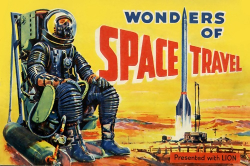 """Wonders of Space Travel"" (1954)"