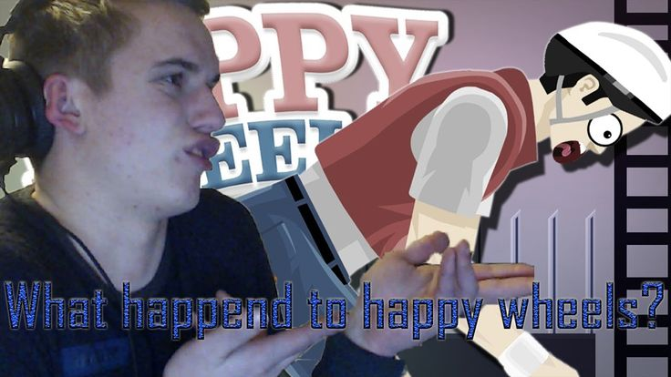 WHAT HAPPENED TO HAPPY WHEELS