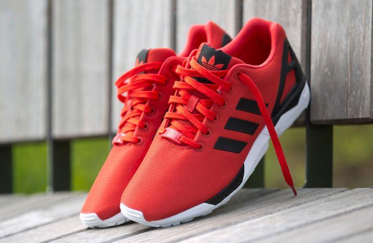 """adidas ZX Flux """"Poppy Red"""" - EU Kicks: Sneaker Magazine"""