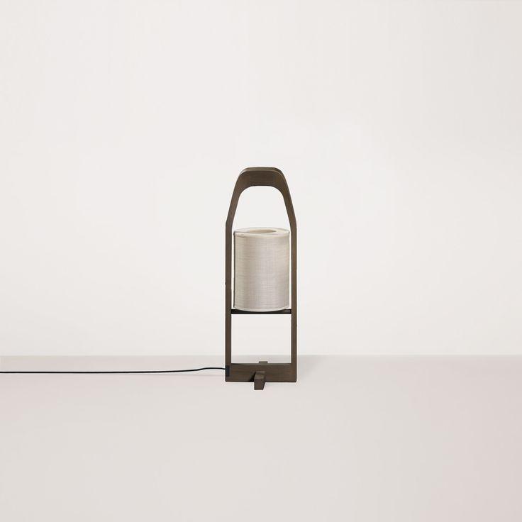 KOBE floor lamp by Bruno Moinard