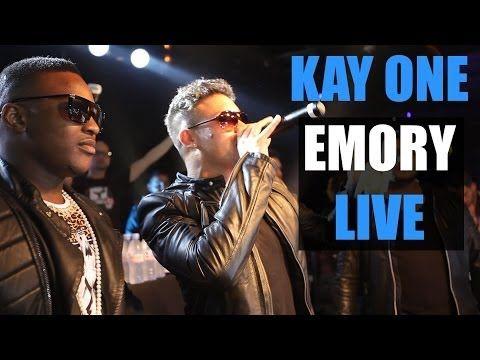 ▶ KAY ONE & EMORY - ERSTER AUFTRITT (TEIL 1) - Nach Stern TV Interview über Bushido & Shindy Telefonat - YouTube