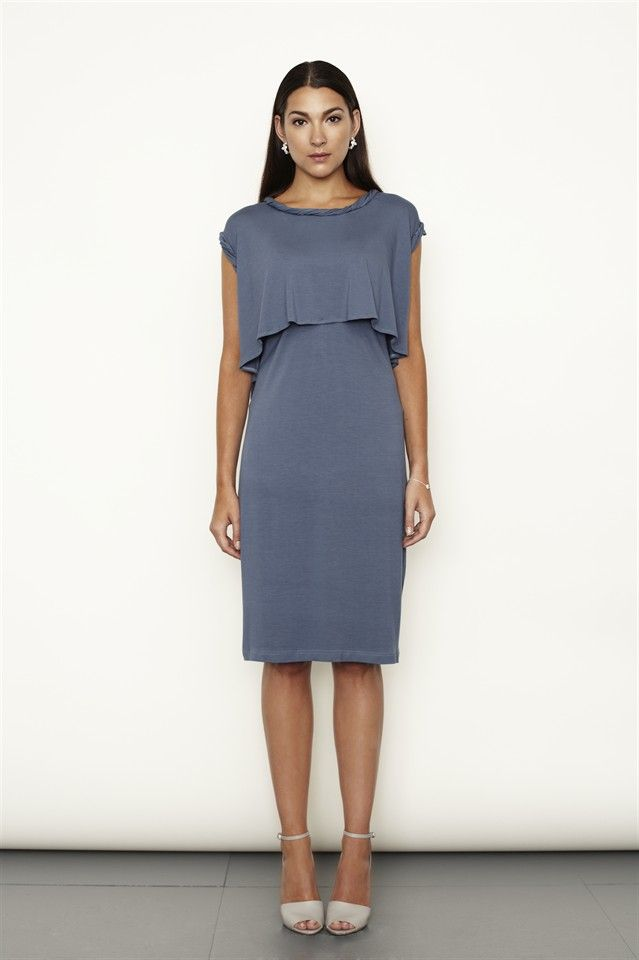 nursing dress for kate 39 s wedding french navy maternity