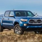 In order to pleasant you with the best performance of this car, let see the details of 2016 Toyota Tacoma horsepower.