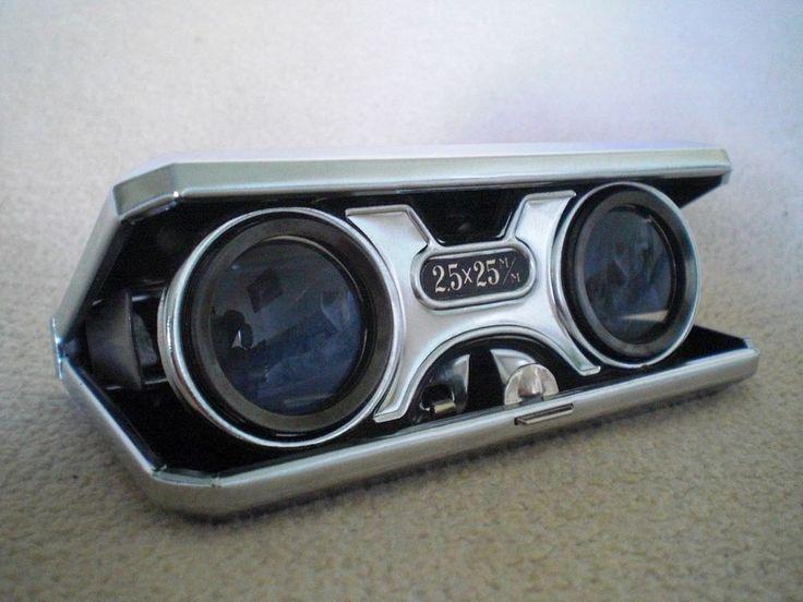 Klappbares Opernglas Fernglas Coated Lens Collapsible binocular