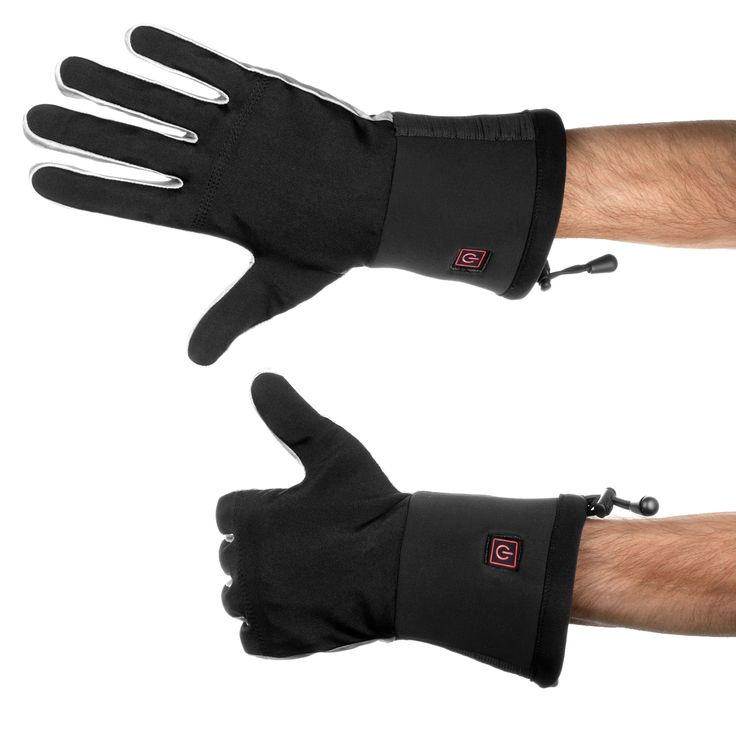 Verseo - ThermoGloves Rechargeable Heated Gloves, $119.95 (http://www.verseo.com/thermogloves-rechargeable-heated-gloves.html)