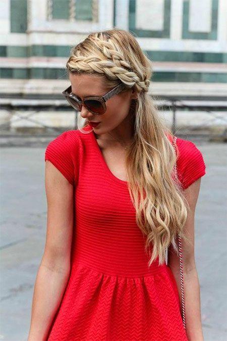 Amazing Formal Winter Hairstyles 2014 For Girls & Women | Girlshue