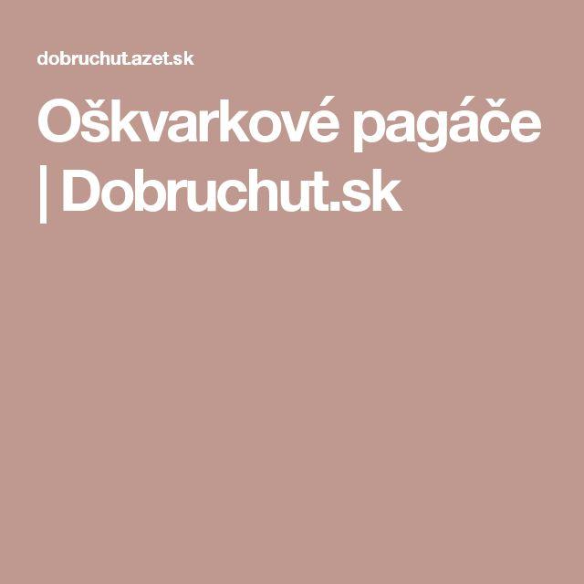 Oškvarkové pagáče | Dobruchut.sk