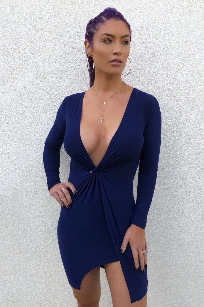 Take Me Out Long Sleeve Dress In 2019 Nem Fashion Dresses Eva