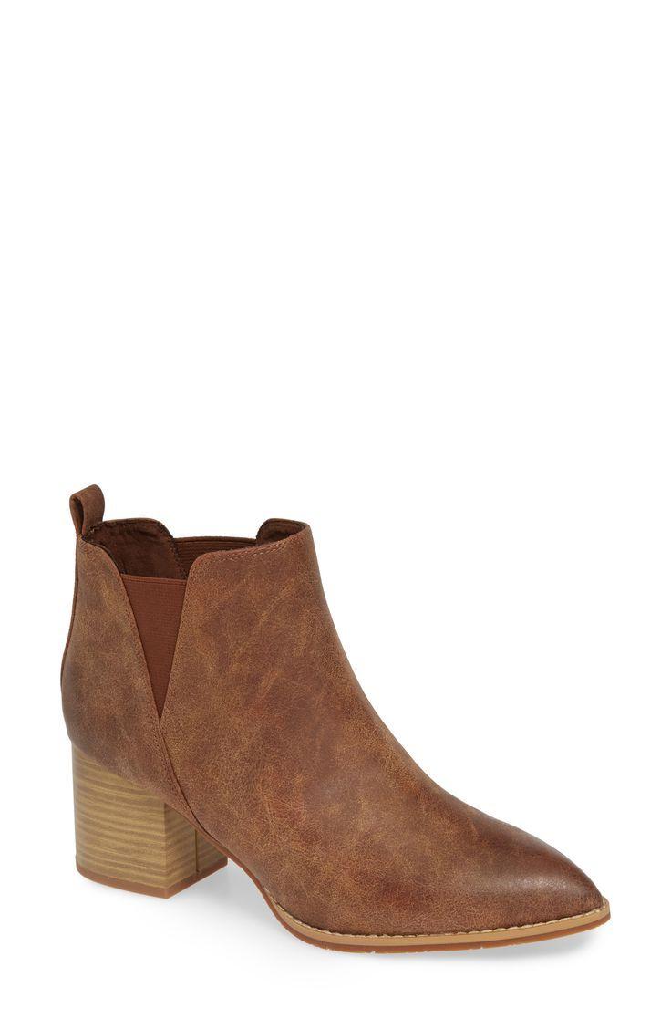 44234dccbb494 BC Footwear Depth Bootie (Women) | Vegan | Vegan shoes, Vegan boots ...