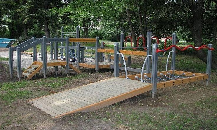 Dětské hřiště: šplhání a lezení - aneb aby se děti na zahrad