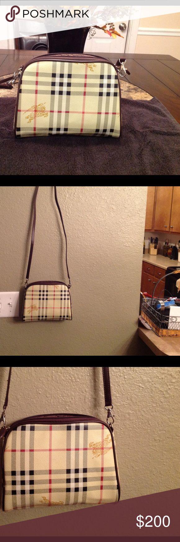 burberry wallet sale outlet mmy2  Authentic, vintage Burberry purse 9