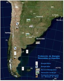 Blog sobre:     Tipos de Energía: Aprovechamiento de las Energías Renovables en Argentina