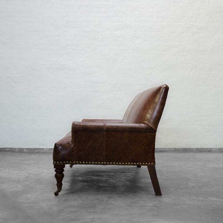 Carlton Leather Sofa