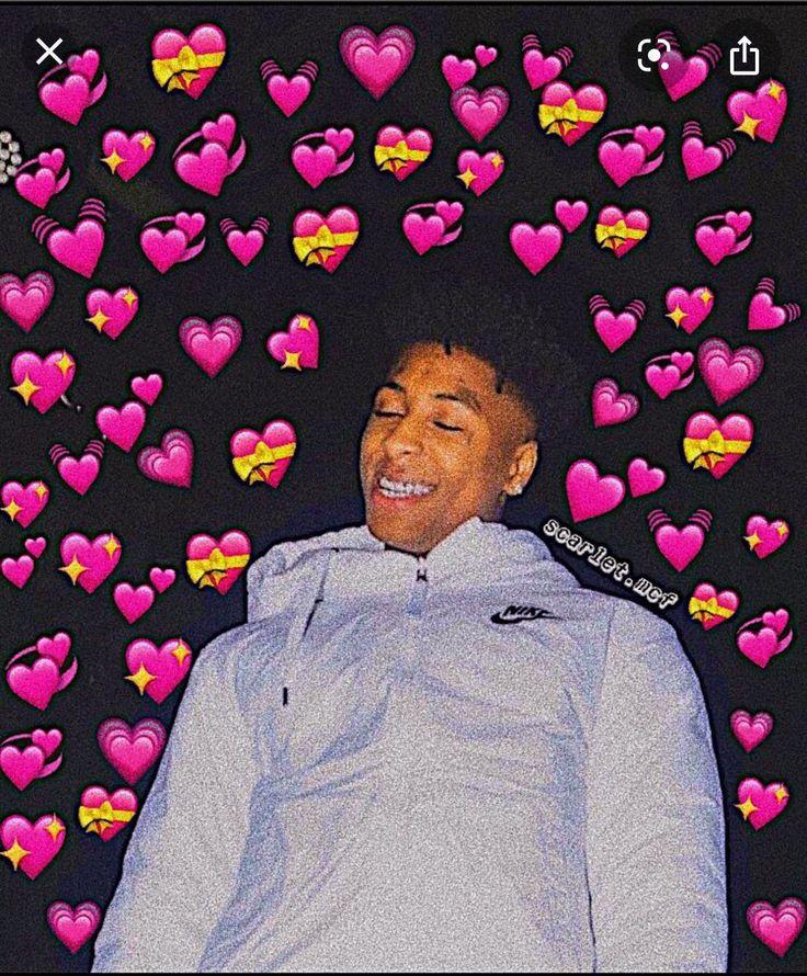 Nba Youngboy Aesthetic Pink Nba Youngboy Aesthetic In 2020 Nba Wallpapers Nba Fashion Nba