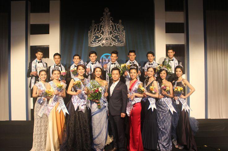 2014 미스 월드 코리아 수상자들과 베루체 대표 '이호진' #missworld #korea #tiara #veluce