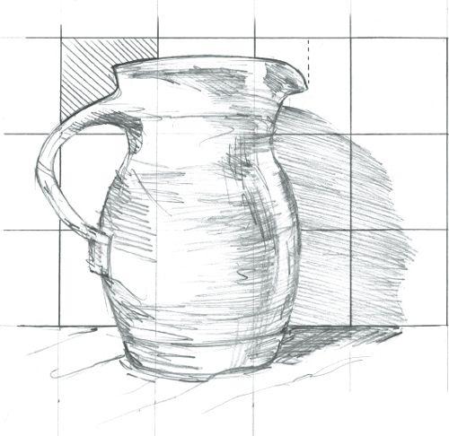 Line Art Jug : Images about art lesson ideas on pinterest