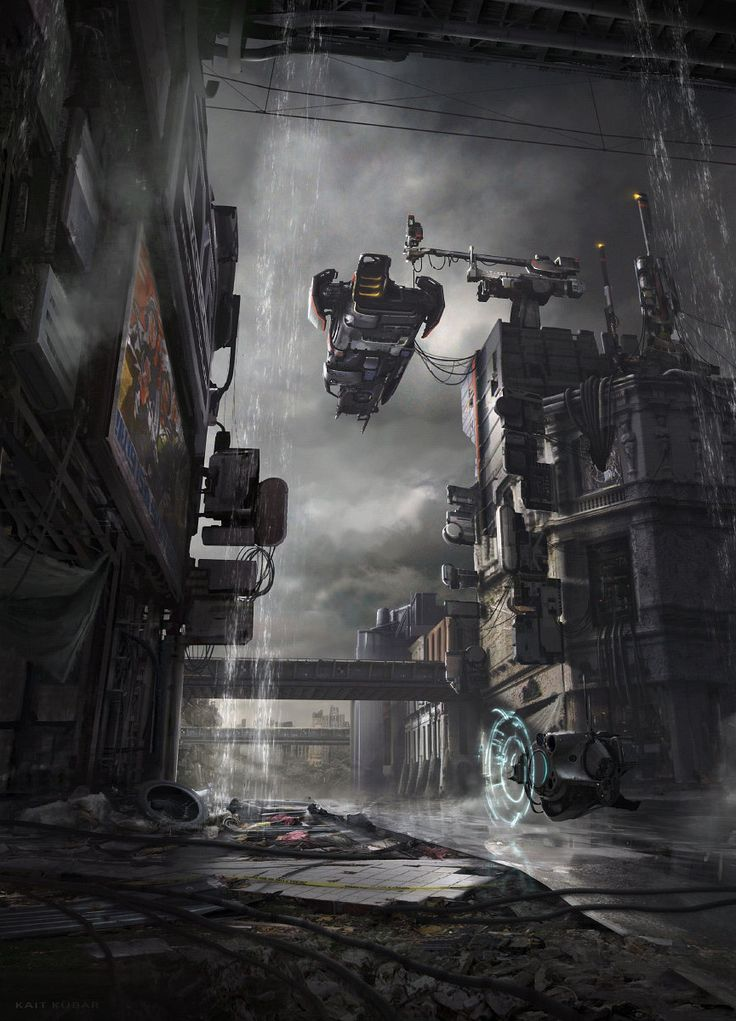 concept ships: Ships and environments by Kait Kybar
