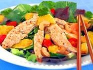 Thai Orange Chicken Salad