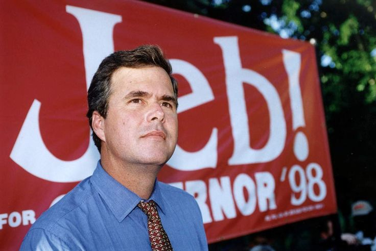 Jeb Bush: Florida's Adopted Son