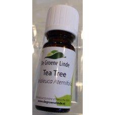 Tea Tree de Groene Linde etherische olie 10 ml