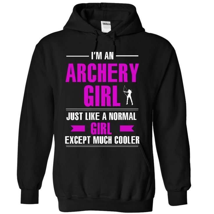 Cool Archery girl