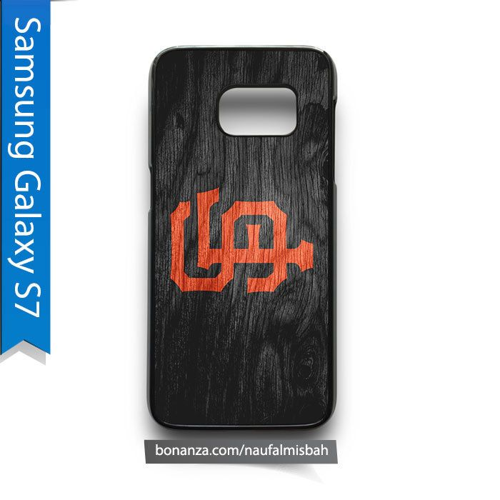 San Francisco Giants Custom Samsung Galaxy S7 Case Cover