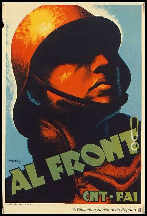 Posters from the Spanish Civil War - Retronaut