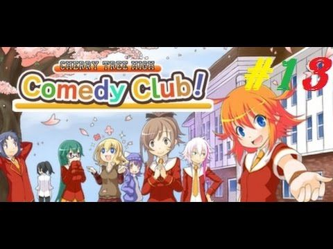 Cherry Tree High Comedy Club - The results [S02E13]