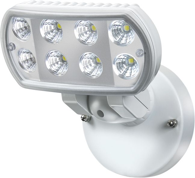 #Strahler #Brennenstuhl #1178540 Brennenstuhl L801 Innen/Außen LED Weiß  Aluminium Oberfläche Hier