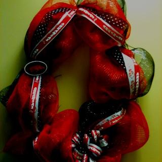 Tailgate Wreaths- WPS!