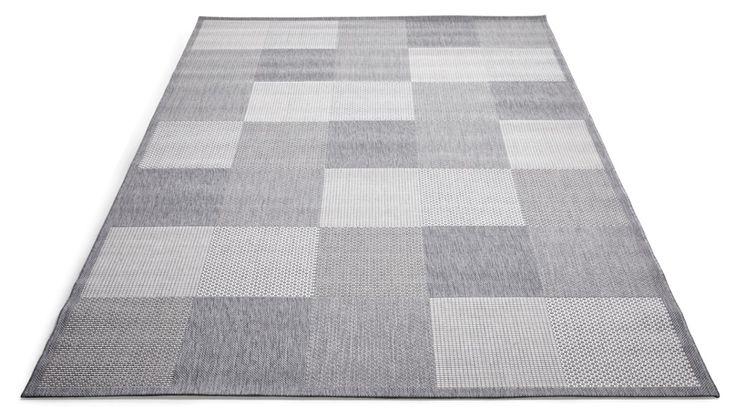 Tiivispintainen polypropyleenilangasta kudottu Check-matto on helppohoitoinen, pölyämätön ja kestää hyvin kosteutta.Matto...