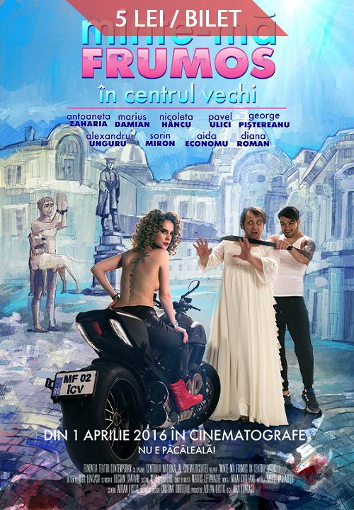 Minte-ma frumos in Centrul Vechi_PROMO - Cinema OneCinema One