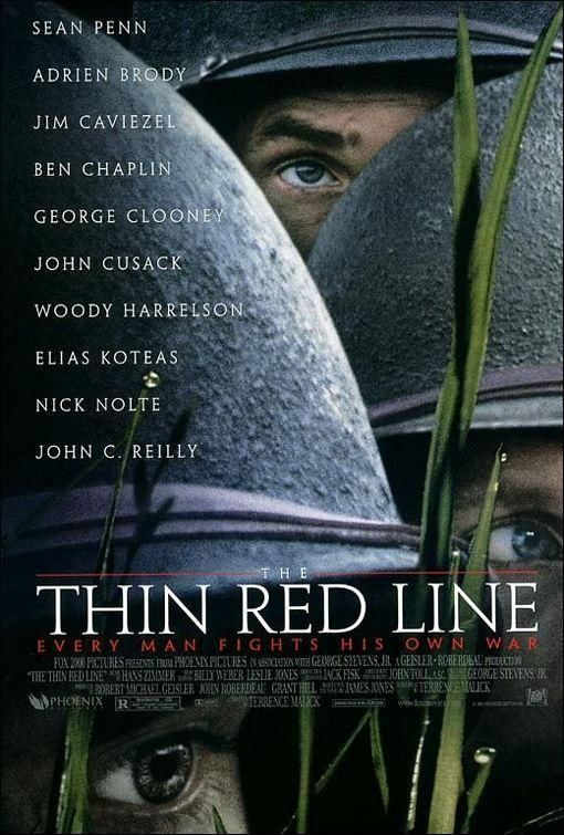 THE THIN RED LINE // usa // Terrence Malick 1998