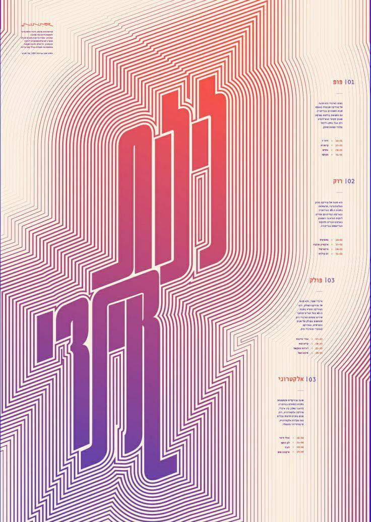 TSOFIT OZ - Typography 5