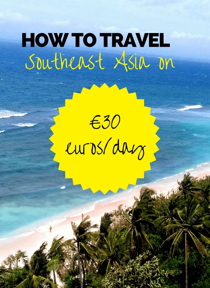 How to travel #southeastasia on 30 euros budget a day? It's possible!!! Click here to read what are our cost of living from the first month in #bali.