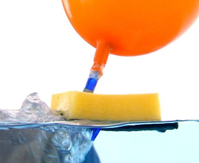 Basteln und Experimentieren mit Kindern: Flaschengeist, Ei ohne Schale, Unterwasservulkan, Sandbild und und und
