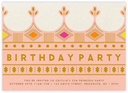Celebration invitations - online and paper - Paperless Post
