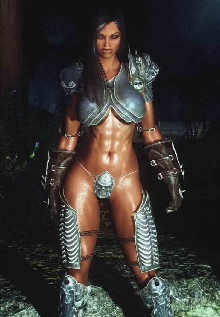 Sexy warrior armour mod for oblivion