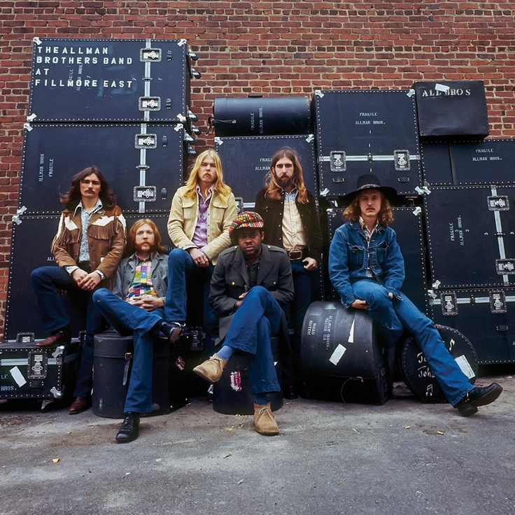Classic Allman Brothers BandAlbum Covers, Funny Stories, Allman Bros, Almond Brother, Blue Musicians, Allman Brother Band, Fillmore East, Allman Brothers, Rocks