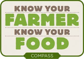 This newly released interactive compass/map by the USDA shows where you can find local food projects in your area.