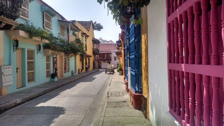 Centro histórico, Cartagena, Colombia