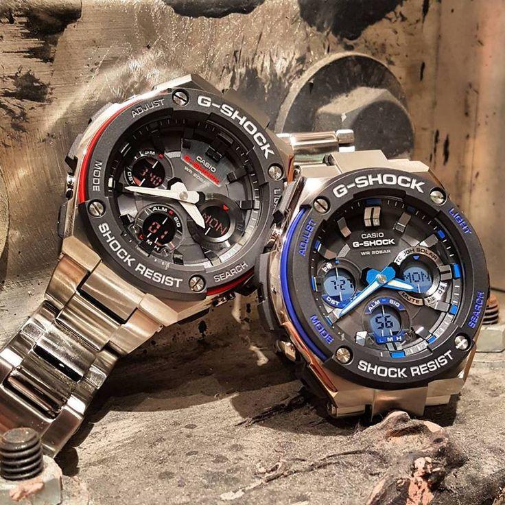 G-Shock G-Steel GSTS100D1A4-1