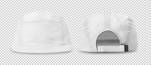 Download White Baseball Cap Mockup Front And Back View Template White Baseball Cap Baseball Cap Black Baseball Cap