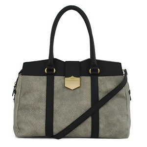 Karalyn Tote Gray now featured on Fab.