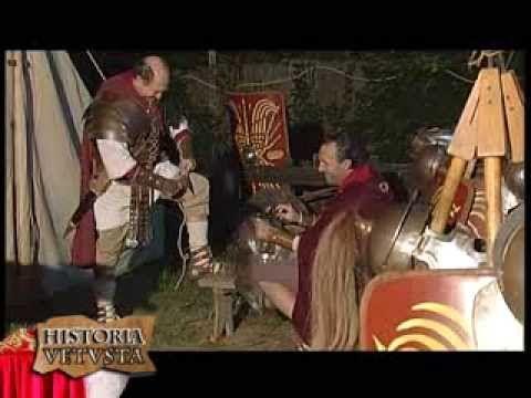 CASTRA ROMANI - YouTube