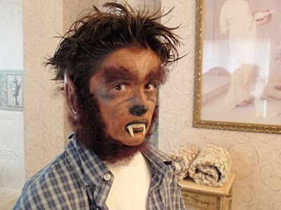 DIY by Design: Creating a Werewolf