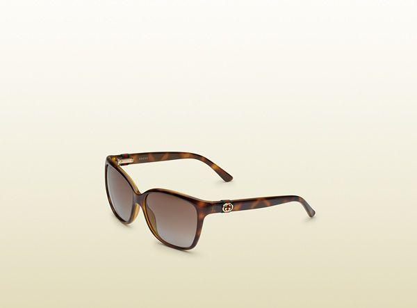X Cat Eye Sunglasses