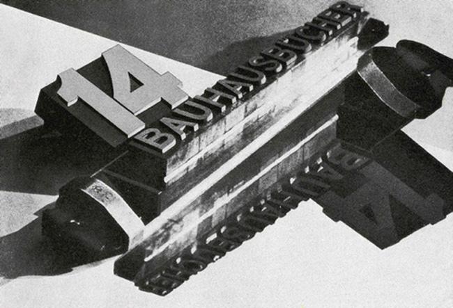 László Moholy-Nagy, Leaflet, 1929