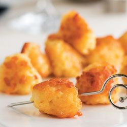 Crispy Risotto Balls | It's Party Time | Adults | Pinterest | Risotto